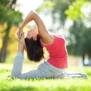 Yoga und Pilates - Südstadtpark Fürth