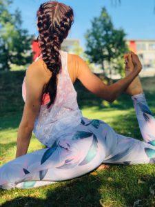 Yoga Open Air - Südstadtpark Fürth